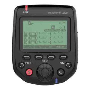Phottix Laso Wireless TX TTL Flash Trigger Transmitter - Canon