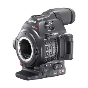 Canon EOS C100 Mark II - Body only
