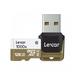 Lexar Pro Micro SD - 128GB - 1000X (150mb/s) with USB 3.0 Adaptor