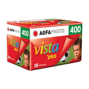 Agfa Vista Plus 400 ASA 35mm Film