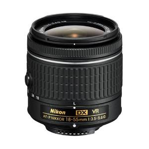 Nikon AF-P Nikkor 18-55mm f3.5-5.6G VR Lens