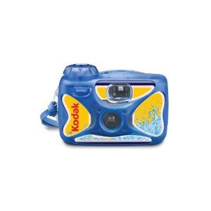Kodak Max Water and Sport Single Use Camera 27 Exposures - up to 50 feet Waterproof