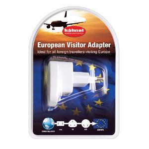 Hahnel EU Socket Adapter