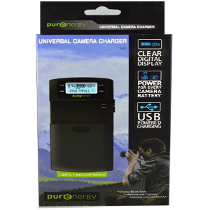 PurEnergy Universal Charger with LCD