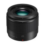 Panasonic 25mm Lens f/1.7 Micro Four Thirds Mount