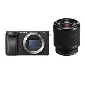 Sony A6300  +  28-70mm f/3.5-5.6 OSS FE-Mount Lens