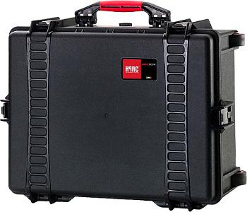 HPRC 2600W Case - with Cordura Dupont Bag Black-Colour
