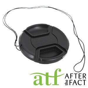 ATF Centre Pinch Lens Cap
