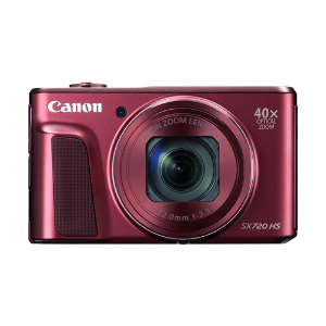 Canon PowerShot SX720 HS - Red