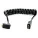 Atomos Right-Angle Micro HDMI - Mini HDMI Cable 30cm-45cm