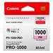 Canon Ink Cartridge PFI-1000PM - Photo Magenta