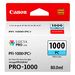 Canon Ink Cartridge PFI-1000PC - Photo Cyan