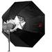 Jinbei 120cm Quick Fold Octagonal Umbrella Soft Box - Bowens S Mount