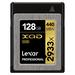 Lexar XQD Memory Card - 2933X - 128GB