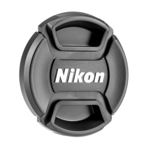 Nikkor Snap-On Front Lens Cap #LC-52