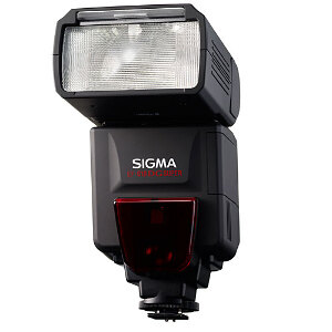 Sigma Flash EF-610 DG Super for D-SLR Cameras