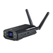 Audio Technica System 10 Digital Camera-Mount Wireless Lapel Microphone System (ATW-1701/L)