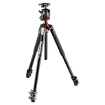 Manfrotto MT190XPro3Tripod + BHQ2 Ball Head