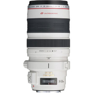 Canon EF 28-300mm f/3.5-5.6L IS USM Lens No-Packaging