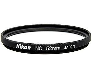 52mm - Nikon Neutral Colour (NC) Filter 52mm