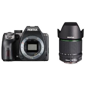 Pentax K-70 DSLR + Pentax 18-135mm WR Lens