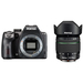 Pentax K-70 DSLR + Pentax 18-55mm WR Lens