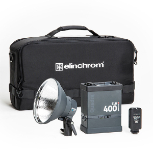 Elinchrom ELB 400 Action To Go Set with Skyport Plus
