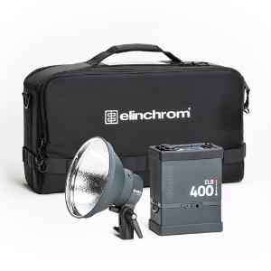 Elinchrom ELB 400 Hi-Sync To Go Set