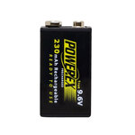 Maha Energy PowerEx 9.6V Rechargeable NiMh Battery