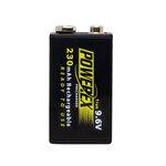Maha Energy PowerEx 9.6V Rechargeable NiMh Battery
