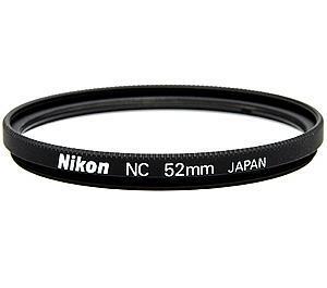 52mm - Nikon Neutral Colour (NC) Filter 52mm