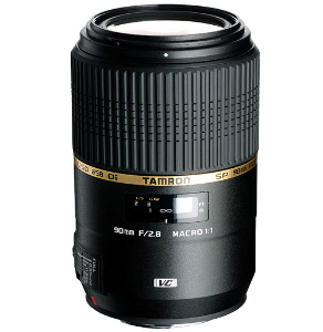 Tamron SP AF 90mm Di F/2.8 VC USD 1:1 Macro Lens - Sony Mount