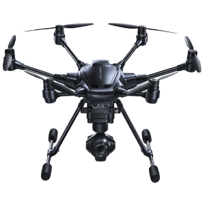 Yuneec Typhoon H Hexacopter Drone with 4K Camera and Intel RealSense Module