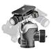 Gitzo Mountaineer Series 1 - 4 Section Carbon Fibre Tripod & Ball Head #GK1542-82QD