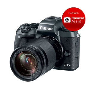 Canon EOS M5 + 18-150mm f/3.5-6.3 IS STM Lens
