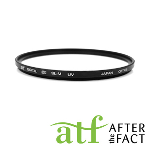 ATF Slim UV Filter - 58mm
