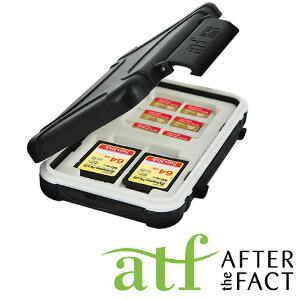 ATF 'Newton' Memory Card Case