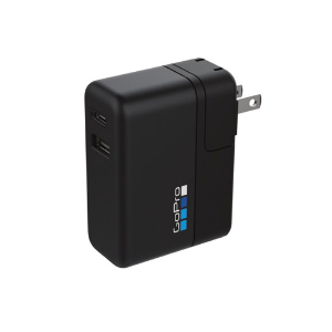 GoPro Supercharger (International Dual-Port Charger) for HERO