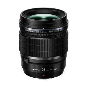 Olympus M.Zuiko 25mm f/1.2 PRO Lens