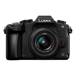 Panasonic Lumix G85 + 14-42mm f/3.5-5.6 Lens