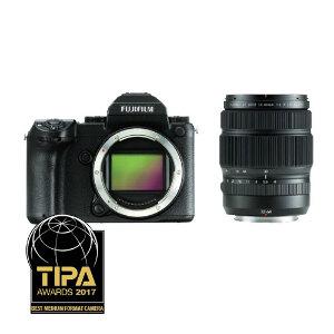 Fujifilm GFX 50S + 32-64mm f/4 R LM WR Lens