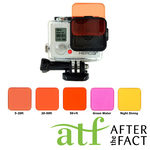 After The Fact Dive Filter Kit for GoPro
