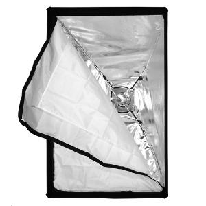 Jinbei 30x140cm Quick Fold Rectangular Umbrella Softbox Bowens S Mount
