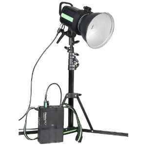 Phottix Indra 500 TTL Studio Light Kit with Battery Pack – PH00309