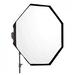 Jinbei 90cm Quick Fold Octagonal Umbrella Softbox Bowens S Mount