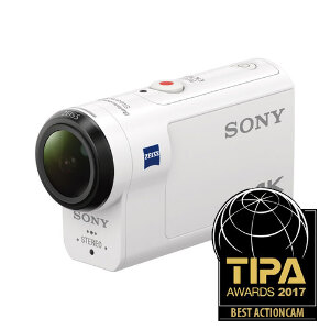 Sony 4K Action Camera FDR-X3000