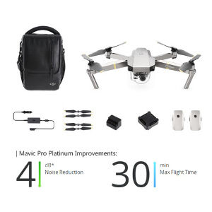 DJI Mavic Pro / Pro Platinum Fly More Combo