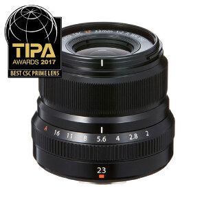 Fujifilm XF 23mm f/2 R WR Lens
