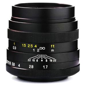 Mitakon Zhong Yi FreeWalker 24mm f/1.7 Lens - Fuji Mount