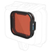 GoPro Blue Water Dive Filter (Red) for Super Suit